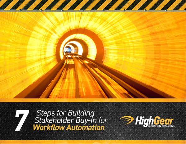 HighGear Enterprise-Grade Workflow Automation eBook